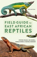 Field Guide to East African Reptiles