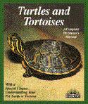 Turtles and Tortoises. A complete Pet Owner's Manual