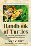 Handbook of Turtles. The Turtles of the United States, Canada and Baja California