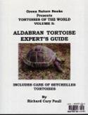 Aldabran Tortoise Expert's Guide