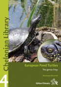 European Pond Turtles. The genus Emys