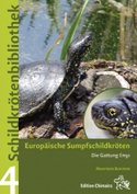 Europäische Sumpfschildkröten. Die gattung Emys