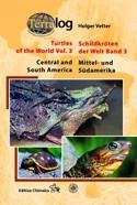 Terralog:Schildkröten der Welt - Band 3: Mittel- und Südamerika -Turtles of the World - Vol. 3: Central and South America
