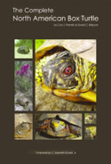 The Complete North American Box Turtles