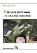 Lissemys punctata. The Indian Flap-shelled Turtle